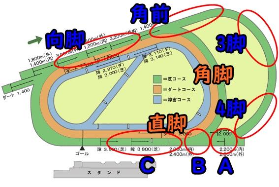 阪神競馬場説明